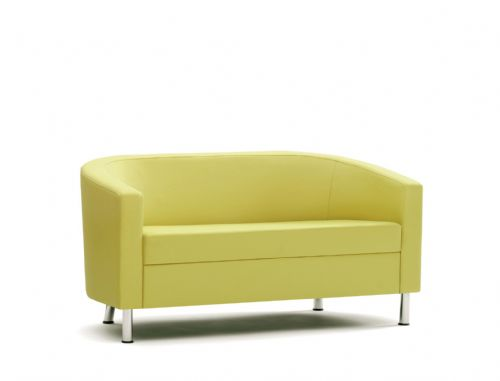 Pledge Bing Two Seat Sofa with Separate Seat Cushion